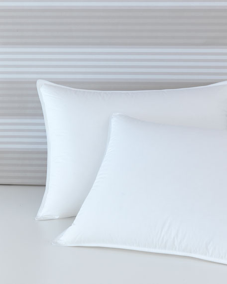 Image 1 of 1: Standard Haven Down Pillow, Medium