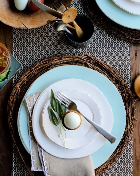 Lastra Aqua Dinner Plate