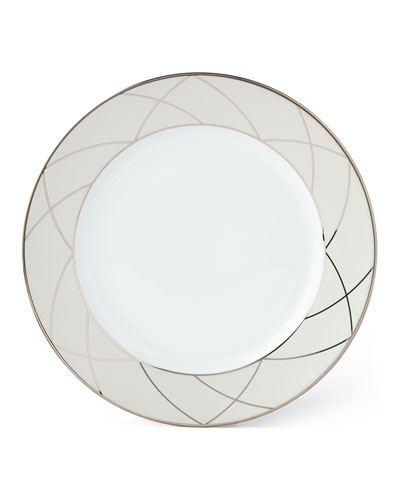 Clair de Lune Arches Dinner Plate