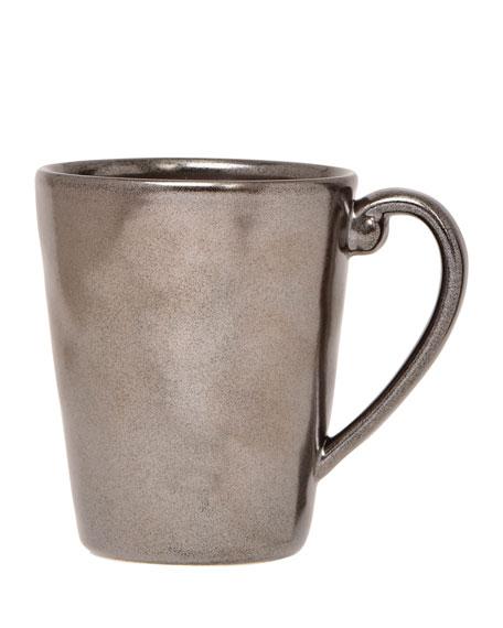 Pewter Stoneware Mug