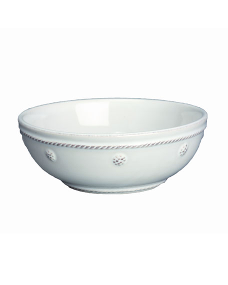 "Image 1 of 1: Berry & Thread Whitewash 6"" Coupe Bowl"