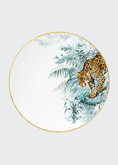 Carnets d'Equateur Jaguar  Dinner Plate