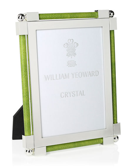 """Classic Shargeen Lime Green 5"""" x 7"""" Frame"""