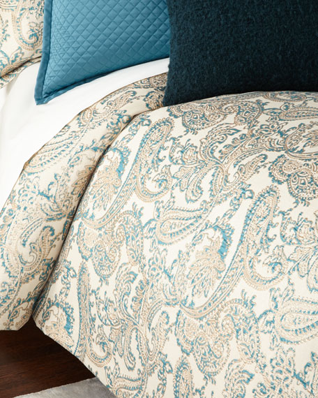King Arabesque 3-Piece Duvet Cover Set