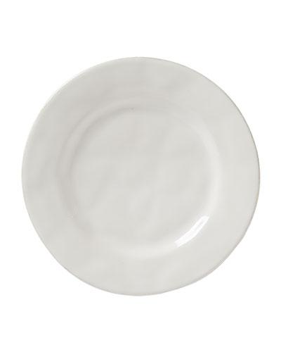 Puro Whitewash Side/Cocktail Plate