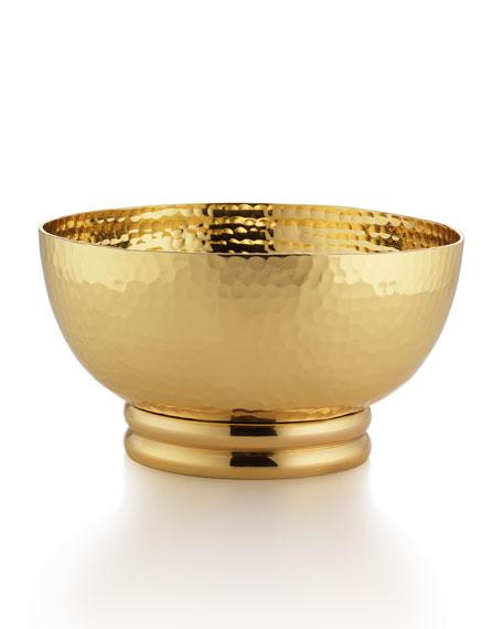 El Dorado Brass Round Bowl