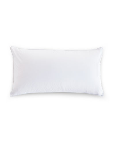 King Down Pillow  20 x 36  Front Sleeper