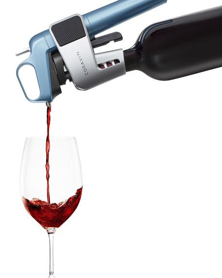 Model Two Elite Wine System, Steel Blue