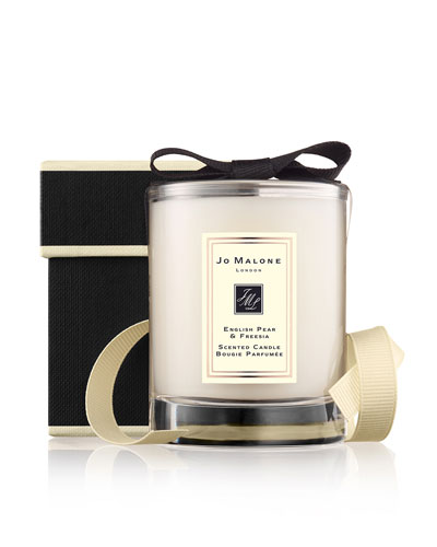 English Pear & Freesia Travel Candle  60 g