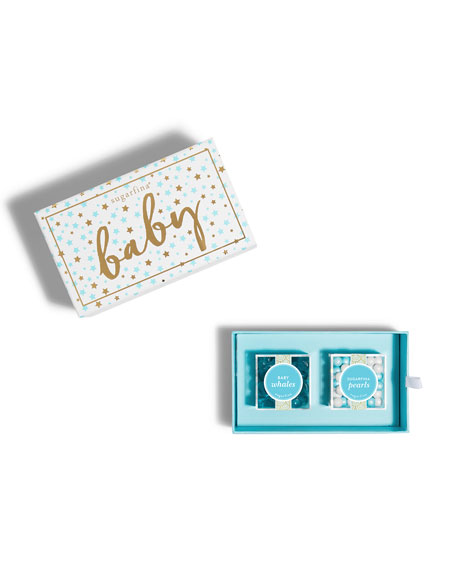 Image 1 of 1: Baby Boy 2-Piece Bento Box