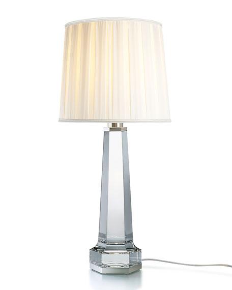 Krysta Crystal Table Lamp (No Shade)