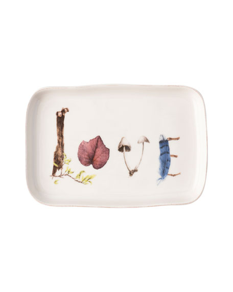 """Forest Walk """"Love"""" Gift Tray"""