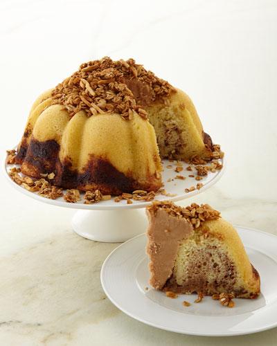 Cinnamon Swirl Pound Cake