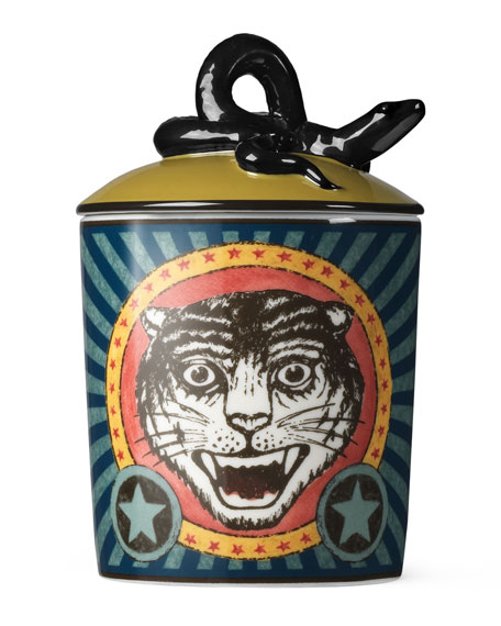 Esotericum Feline Head Candle