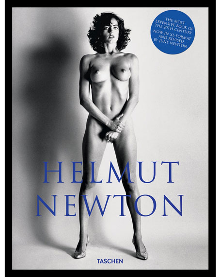 Helmut Newton Sumo Hardcover Book