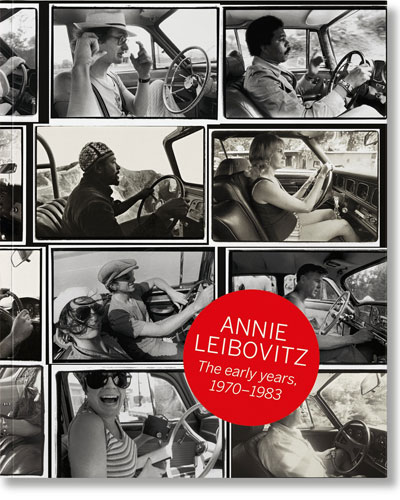 Annie Leibovitz: The Early Years  1970-1983 Book