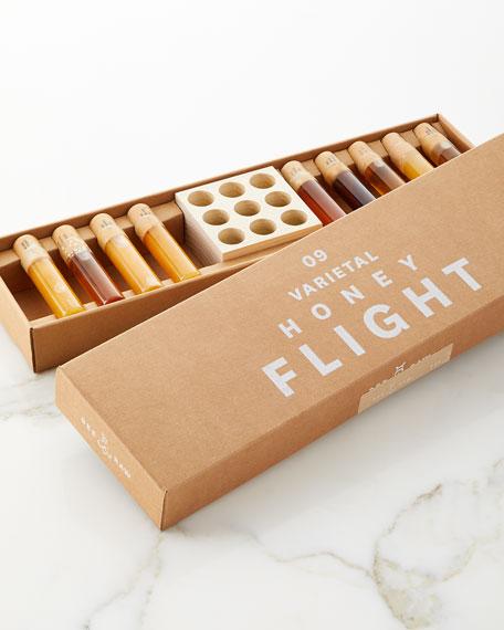 9-Piece Varietal Honey Flight
