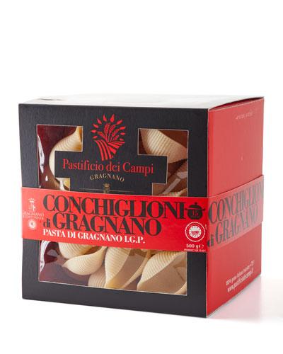 Conchiglioni Drum-Wheat Semolina Pasta - 500g