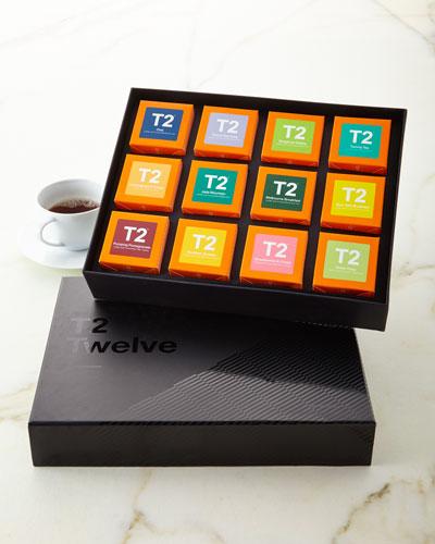 Twelve Faves Tea