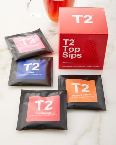 T2 Top Sips Tea Box