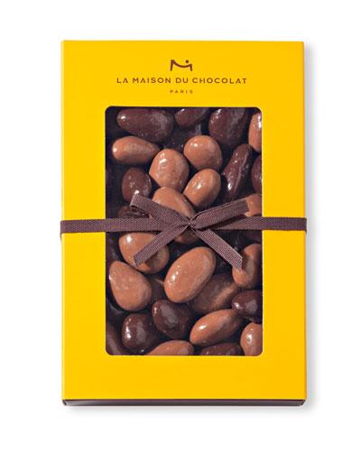 Amanda's 40-Piece Chocolate Covered Almonds Box