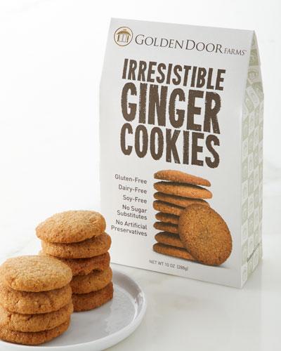 Irresistible Ginger Cookies