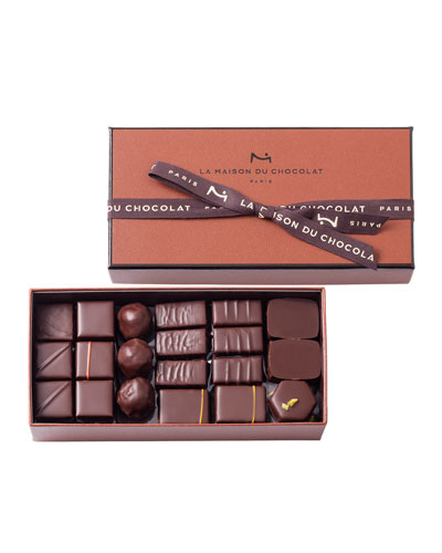 40-Piece Coffret Maison Dark Chocolate Box