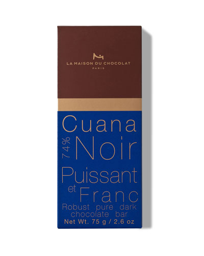 Dark Chocolate Cuana Bar