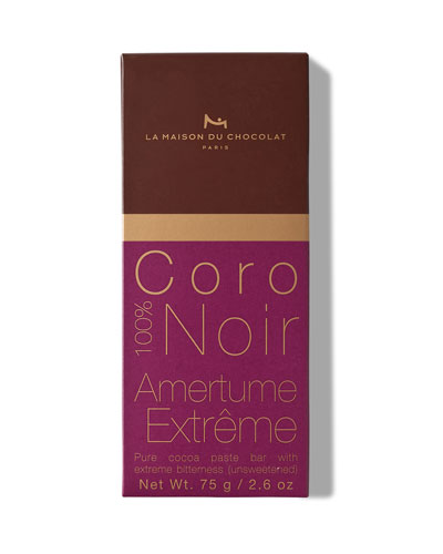 Dark Chocolate Coro Bar