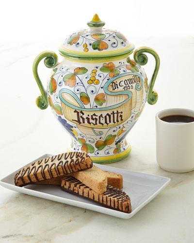 Biscotti Nastro Bandiera Jar
