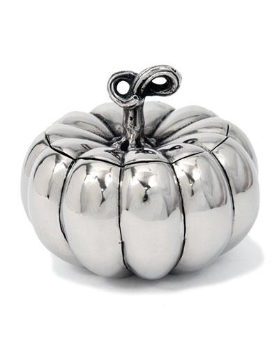 Lidded Pumpkin
