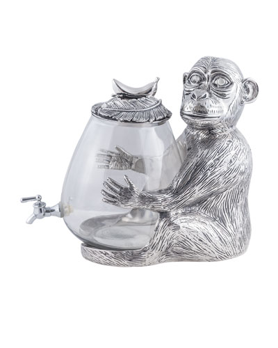 Monkey Beverage Dispenser