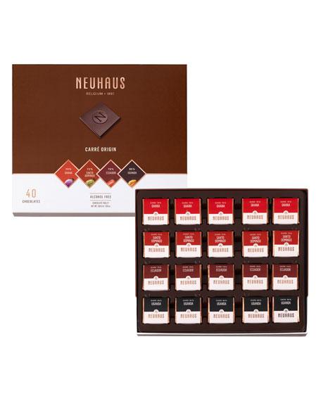 40-Piece Origin Dark Chocolate Box