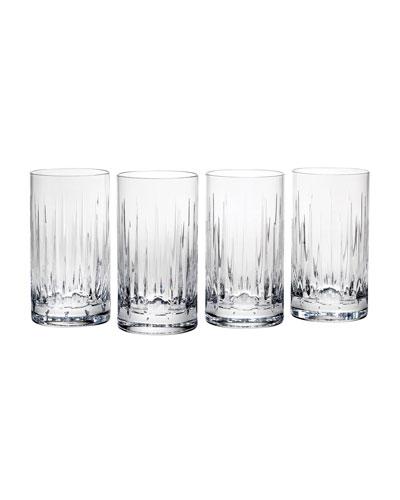 Soho Highball Glasses  Set of 4