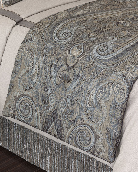"""Reign Bed Scarf, 90""""L"""