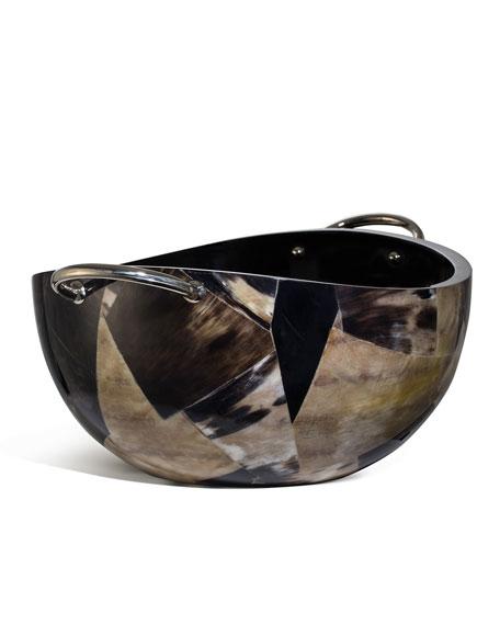 Horn Veneer Bowl