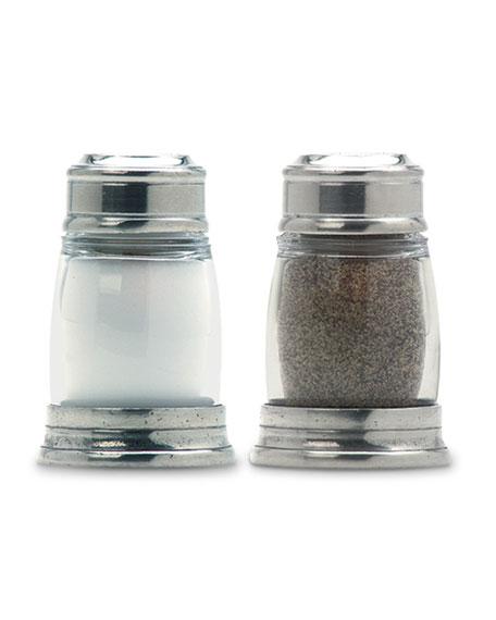 Salt and Pepper Shakers Set