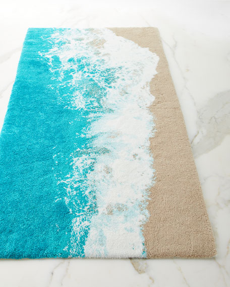 Image 1 of 1: Malibu Bath Rug