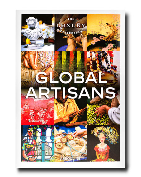 Image 1 of 1: The Luxury Collection: Global Artisans Book