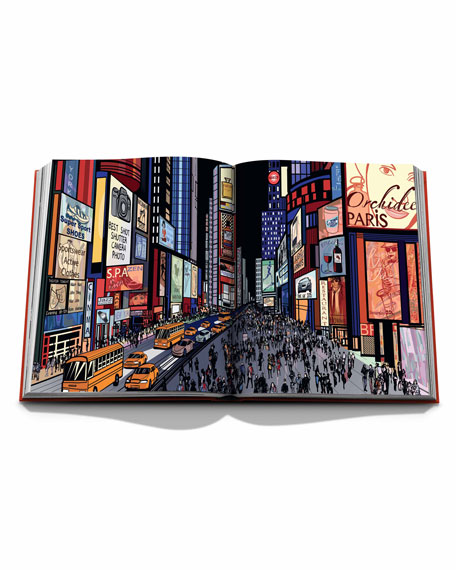 """New York by New York"" Book"