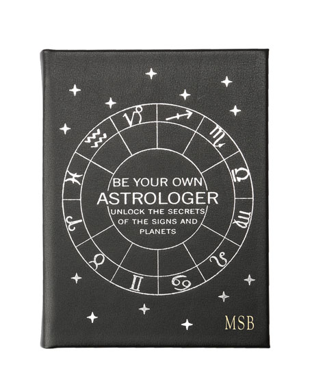 """Be Your Own Astrologer"" Book, Personalized"