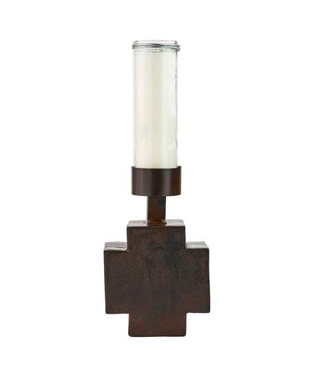 La Segovia Cruz Candlestick Holder
