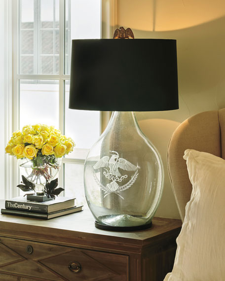 El Aguila Jarron Table Lamp