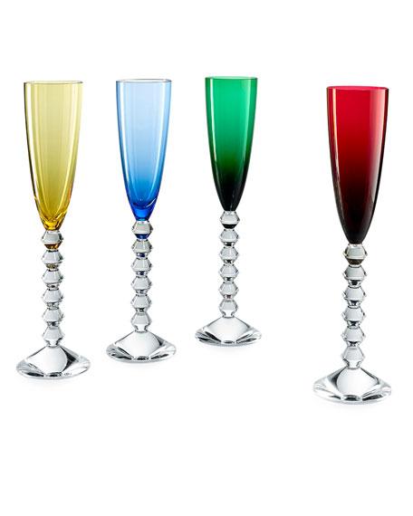 Vega Flutissmino Champagne Flutes, Set of 4