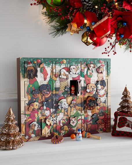 Dogs Christmas Advent Calendar
