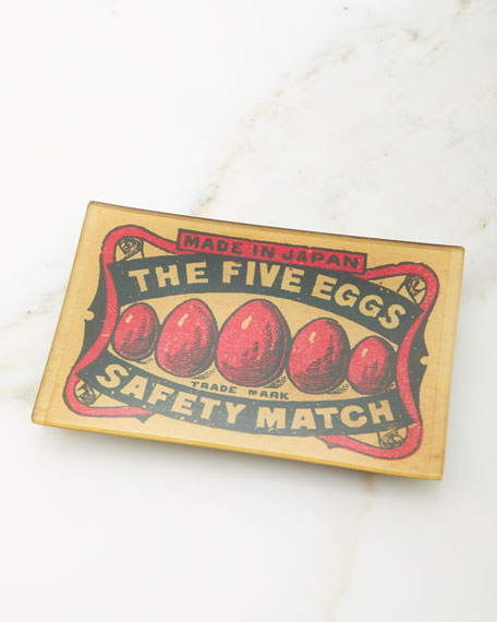 Five Eggs Tray