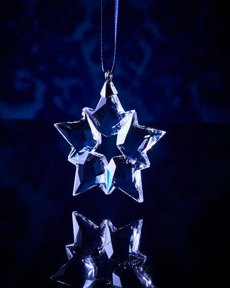Little Snowflake Christmas Ornament