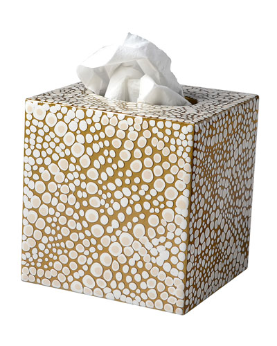 Prosecco Boutique Tissue Box Cover