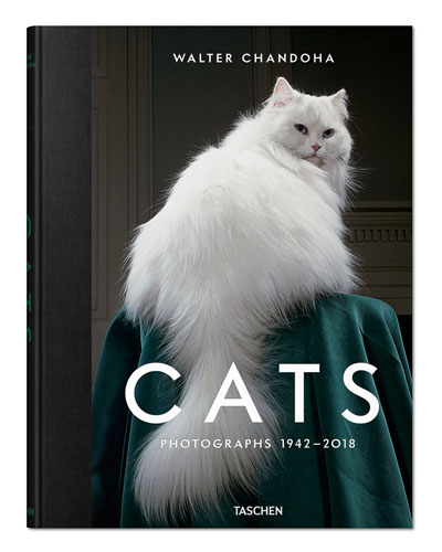 Cats: Photography 1942-2018 Book by Walter Chandoha