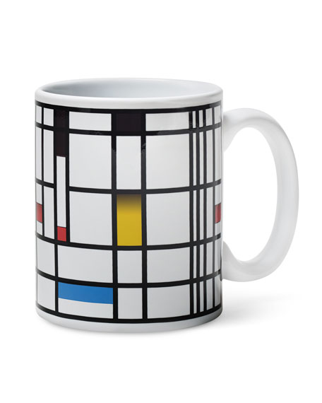 Mondrian Color Change Mug